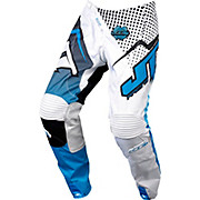 JT Racing Voltage Hyperlite Pant - White-Black 2015